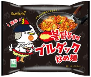 ブルダック炒め麺CUP